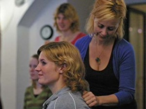 Cursus Stoelmassage - LOTUS Massageschool