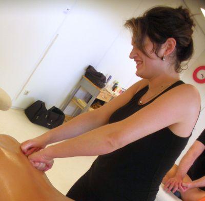 ontspannend massage pornstar ervaring