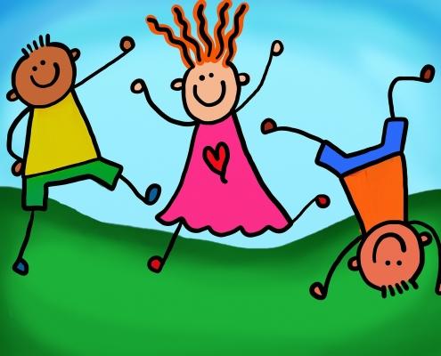 Kindermassage - LOTUS Massageschool