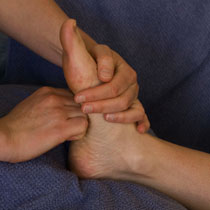 Cursus Voetreflex Massage - LOTUS Massageschool